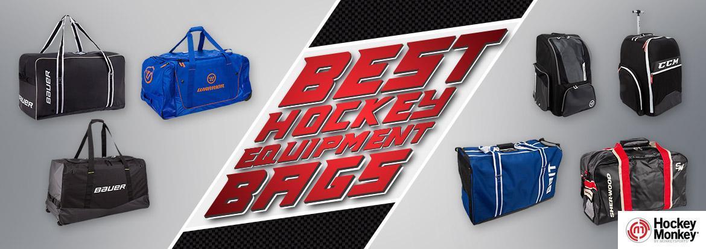 Best Hockey Bags: 2021 Ice Hockey Bags Ratings & Reviews