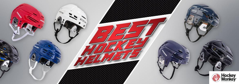 Best Hockey Helmets: 2021 Ice Hockey Helmets Ratings & Reviews