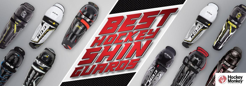 Best Hockey Shin Guards: 2021 Ice Hockey Shin Guard Ratings & Reviews