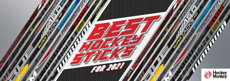 Best Hockey Sticks for 2020-21 – Top Ice Hockey Stick Reviews