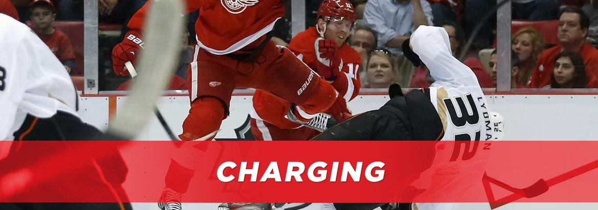 Charging in Hockey: What is the NHL's Charging Penalty?
