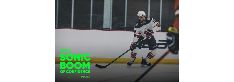 Bauer Supreme ADV Hockey Stick