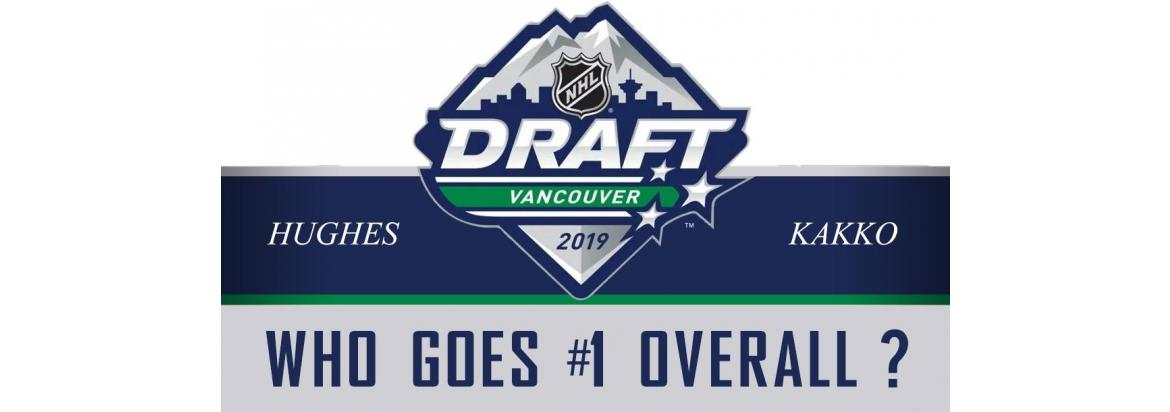 NHL Draft: Who Goes #1 Overall?