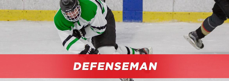 hockey defenseman