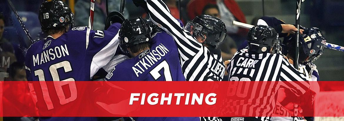 Fighting in Hockey: NHL Fighting Rules & Why it's Allowed