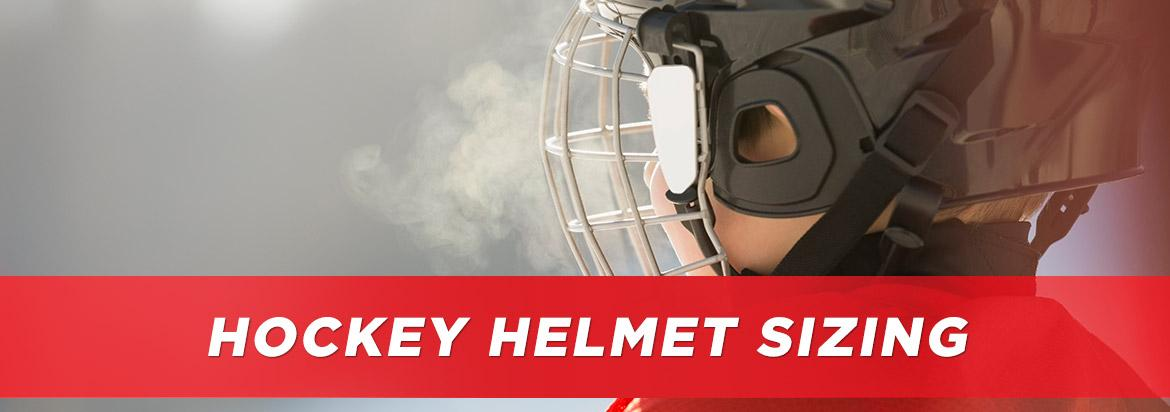 Hockey Helmet Sizing Guide & Charts: Find the Right Fit!