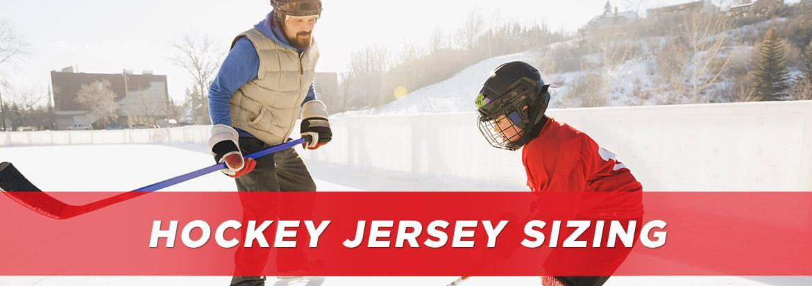 Hockey Jersey Sizing Charts For Nhl Adidas Reebok And More Hockeymonkey Com