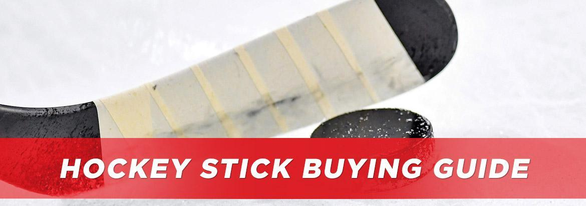 hockey stick buying guide