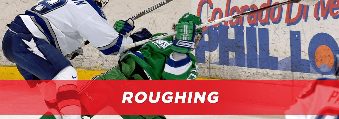 Roughing in Hockey: The Unnecessary Roughness Penalty