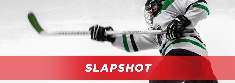 slapshot in hockey