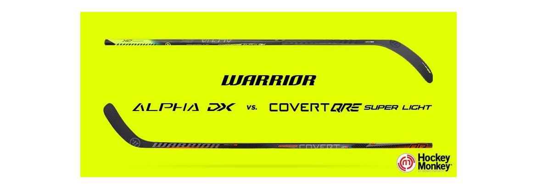 Alpha DX vs. Covert QRE SuperLight