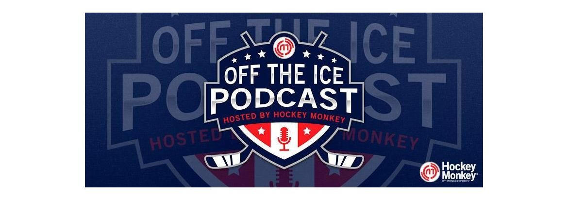 Off the Ice Podcast: Episode 2
