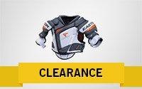 Senior Clearance Shoulder Pads