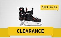 Junior Clearance Ice Hockey Skates