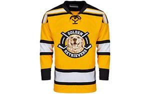 Cut and Sew Custom Hockey Jerseys