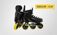 Youth Inline Hockey Skates