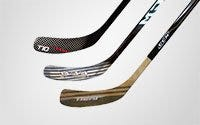 Junior Wood Hockey Sticks