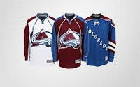 Youth NHL Hockey Jerseys
