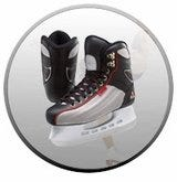 Adult Recreational Ice Skates