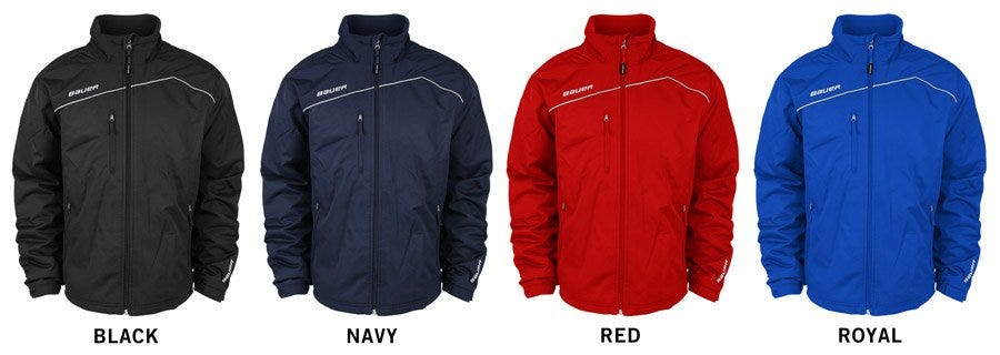 Bauer Lightweight Senior Warm Up Jacket