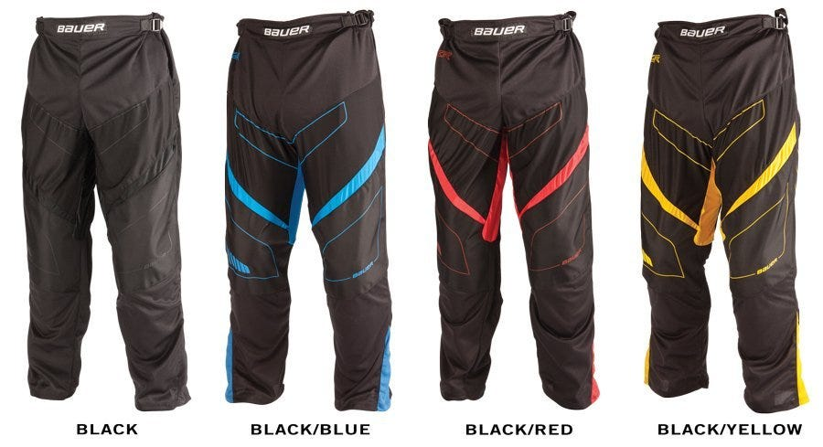 Bauer X40R Jr. Roller Hockey Pants