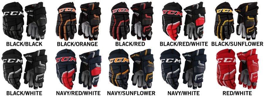ef952596c84 CCM QuickLite 290 Junior Hockey Gloves
