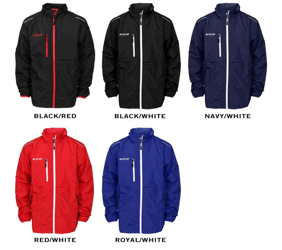 3dbe2395534 CCM 7170 Team Light Senior Skate Suit Jacket