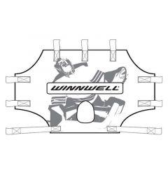 WinnWell Shotmate Mini Shooting Target
