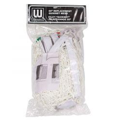 """WinnWell 60"""" Replacement QuickNet Mesh Hockey Net"""