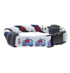Swanny's Colorado Avalanche Skate Lace Bracelet