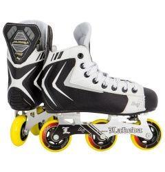 Alkali RPD Lite Adjustable Black Junior Roller Hockey Skates