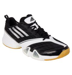 Adidas Volleio Women's Shoes - Black/Silver/White