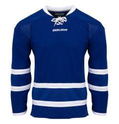 Bauer 800 Series Senior Hockey Jersey - Blue/White/Blue