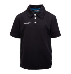 Bauer Core Training Youth Short Sleeve Polo Shirt - '13 Model
