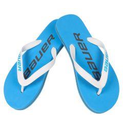 Bauer Flip Flop Senior Sandals - Blue