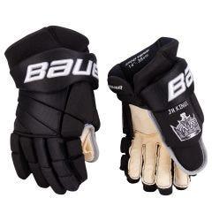 Los Angeles Jr. Kings Bauer Pro Senior Hockey Gloves