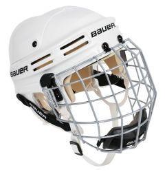 Bauer 4500 Hockey Helmet Combo w/Profile II Facemask