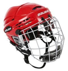 Bauer 5100 Hockey Helmet Combo w/Profile II Facecage