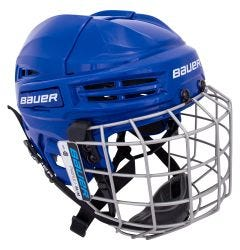Bauer IMS 5.0 II Hockey Helmet Combo