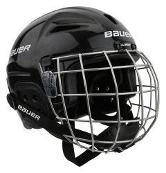 Bauer Lil Sport Youth Hockey Helmet Combo