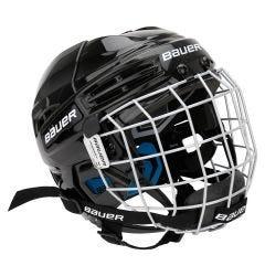 Bauer Prodigy Youth Hockey Helmet Combo