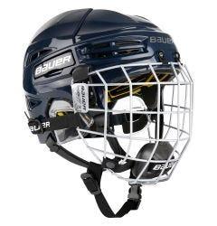 Bauer Re-Akt 100 Youth Hockey Helmet Combo