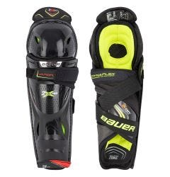 Bauer Vapor 2X Pro Junior Hockey Shin Guards