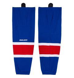New York Rangers Bauer 900 Series Mesh Hockey Socks
