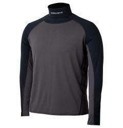 Bauer NG Neck Protector Senior Long Sleeve Shirt