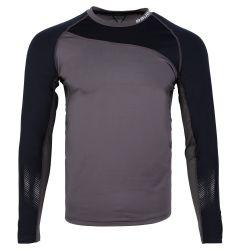 Bauer Pro Base Layer Youth Long Sleeve Training Shirt