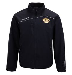 Bauer Los Angeles Jr. Kings Lightweight Youth Warm-Up Jacket