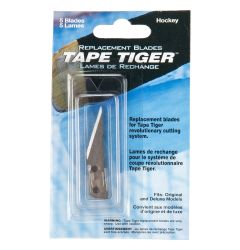 Blue Sports Tape Tiger Replacement Blades - 5 Pack
