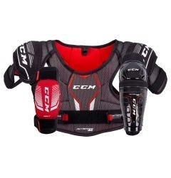 CCM JetSpeed LE Youth Hockey Equipment Bundle
