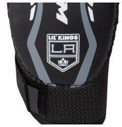 CCM Little Los Angeles Kings Junior Hockey Elbow Pads